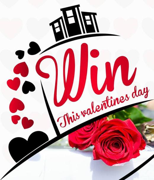 Win a Valentine's dinner