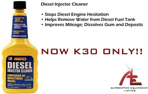 Reduced price on Diesel Injector Cleaner