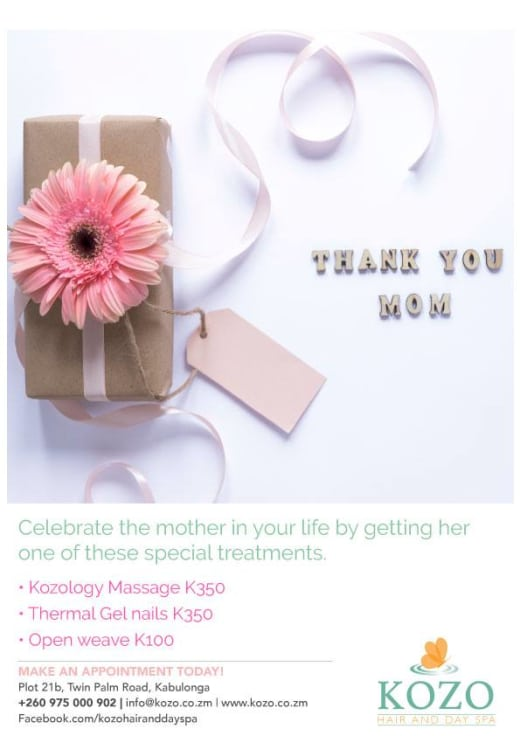 Mother's Day beauty and spa specials