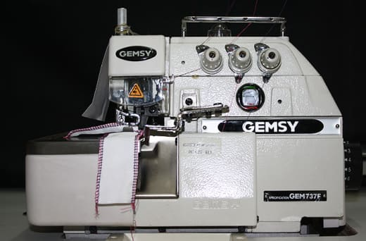 Domestic and industrial sewing machines available in stock
