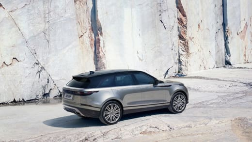 Book your Range Rover test drive
