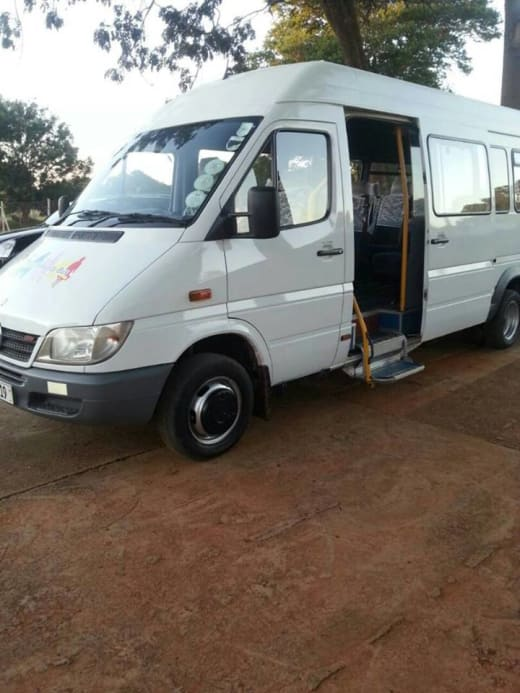 New minibus added to fleet