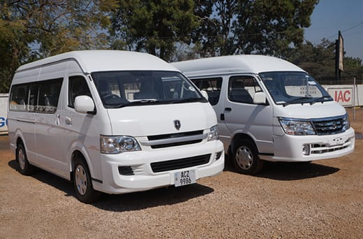 For a wide variety of commercial vehicles