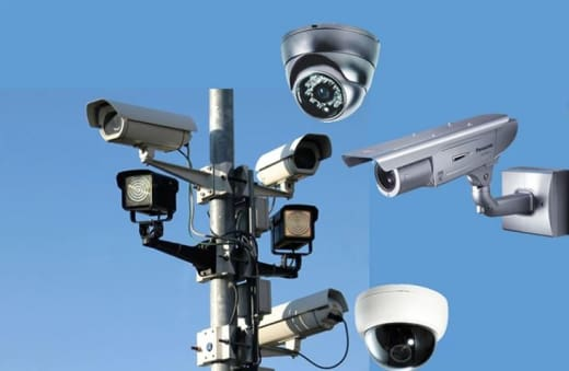 Supply and installation of Closed Circuit Television Systems (CCTV)