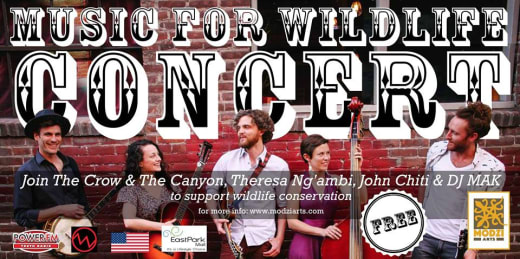 Music for Wildlife - Concert