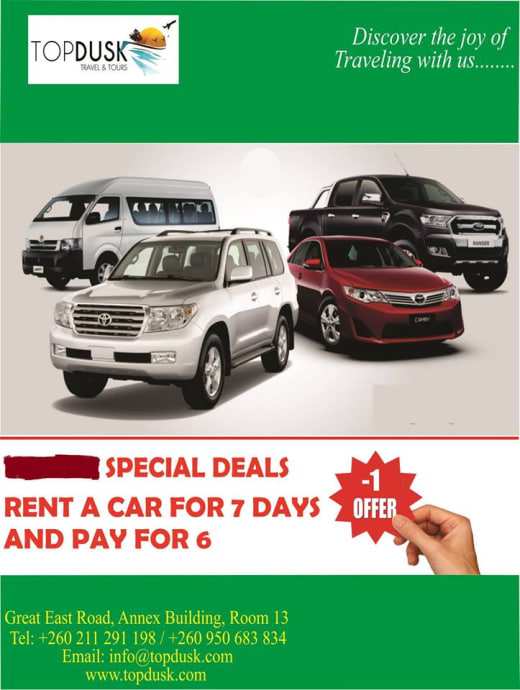 February car rental discount
