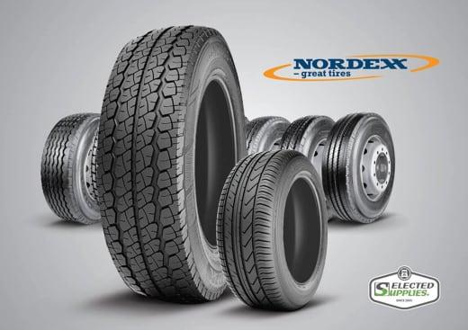 Nordex tyres