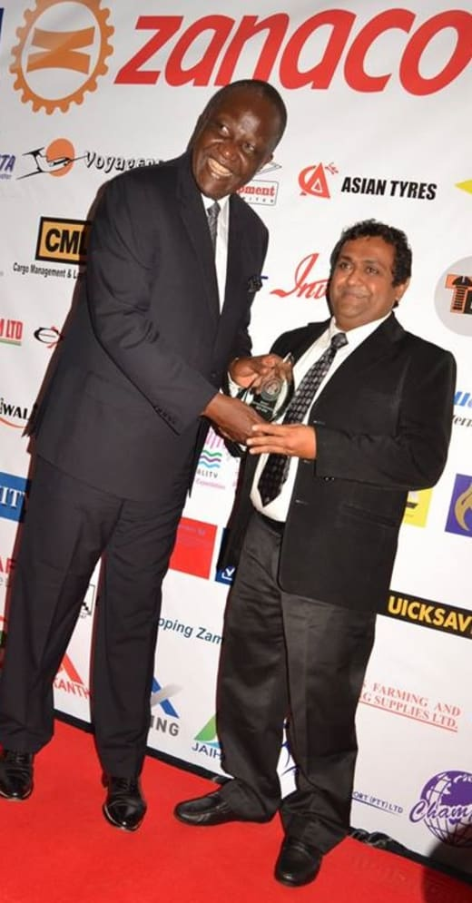Shakti Engineering scoops Best Entrepreneur award