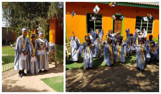 Noah's Ark School celebrates its 4th graduation