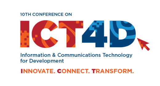 10th ICT4D Conference
