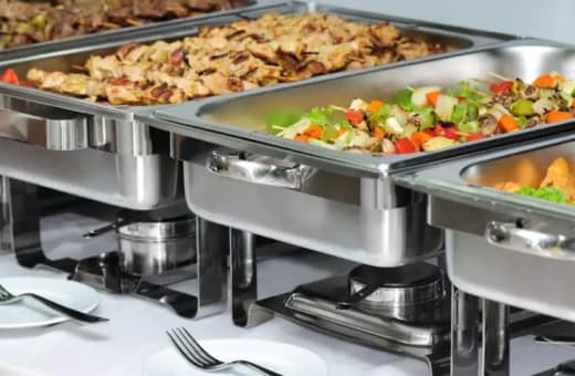Professional catering services
