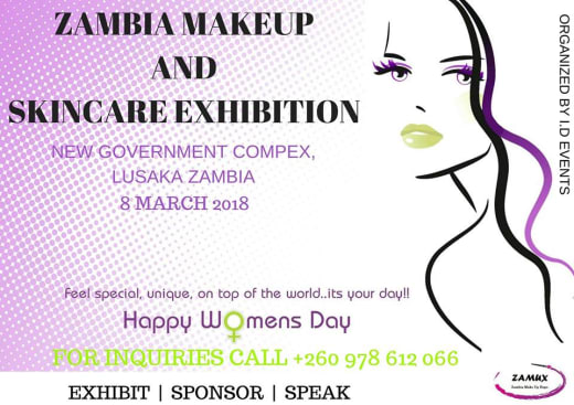 Makeup and Skincare Exhibition