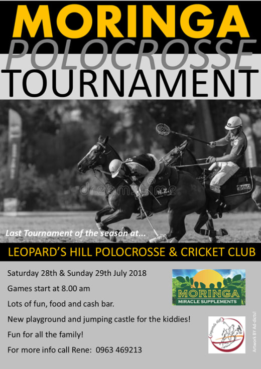 Moringa Polocrosse Tournament
