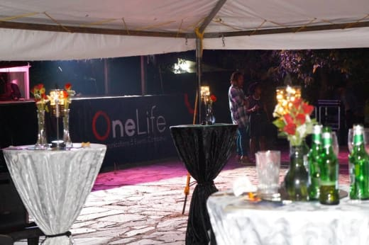 Onelife hosts of the Summer Pine's end of year corporate party