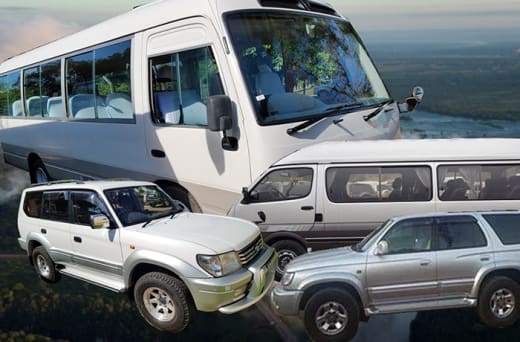 Transfers for business and safari trips