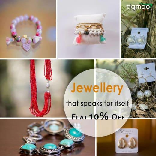 10% off Jewellery
