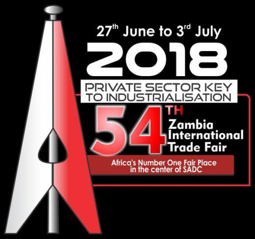 54th Zambia International Trade Fair (ZITF)