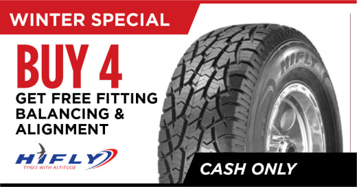 Automotive Equipment Ltd July winter specials