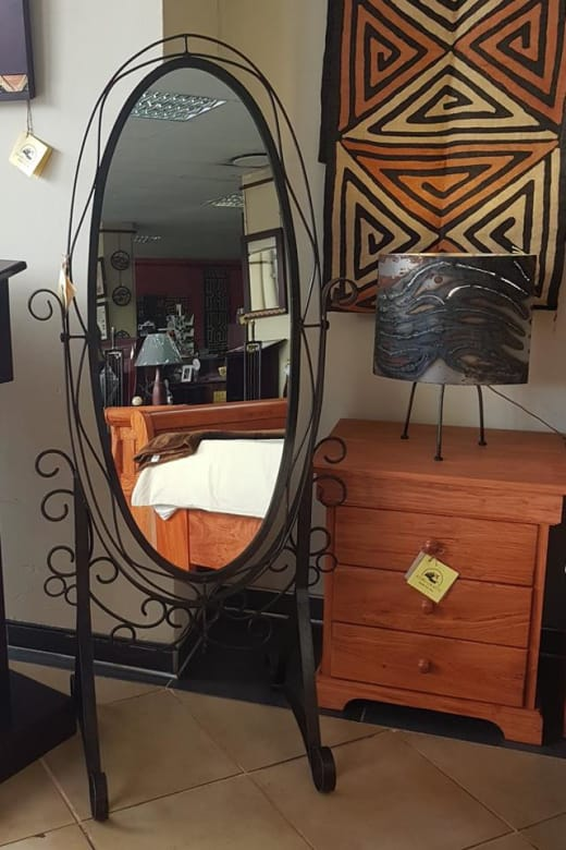 Reduced price on vanity mirror