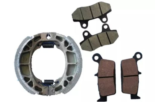 Affordable motorcycle parts and accessories