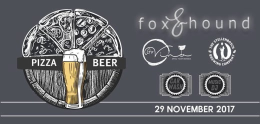 Craft Beer event at Fox and Hound