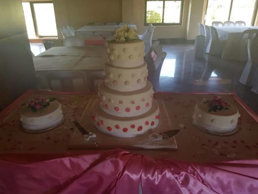 Wedding cake commissions available