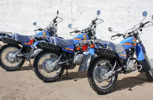Brand new motorbikes, parts, as well as accessories