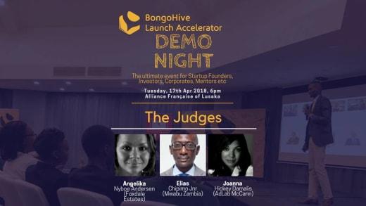 Launch Accelerator's 7th Demo Night