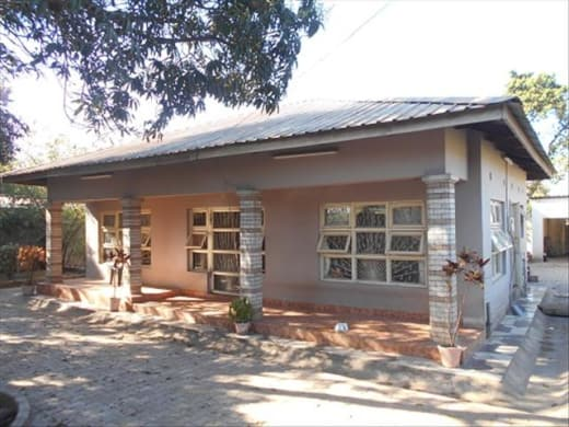 Beautiful and neat 4 bedroom house for sale in Kitwe