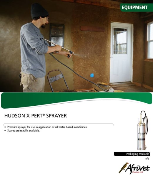 Pressure sprayers for insecticides available in stock