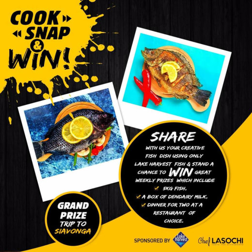 Cook, Snap and Win - Photo Contest