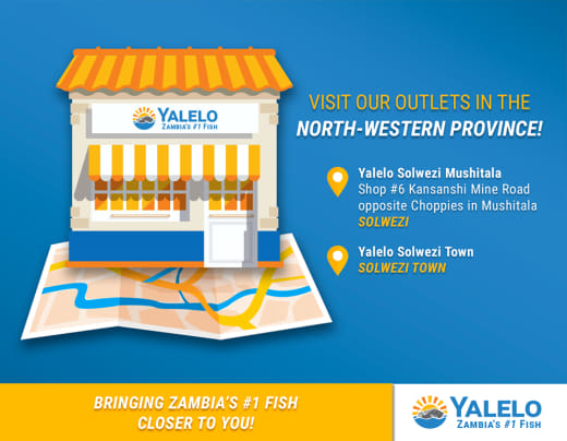 Visit Yalelo outlets in the North-Western Province!