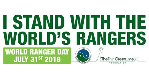 Support Kasanka's Rangers on World Ranger Day