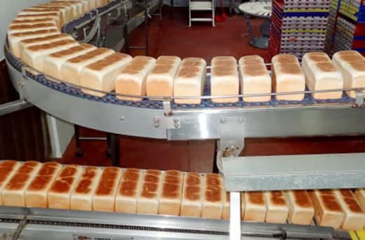 Milk bread, family bread, brown bread and rolls