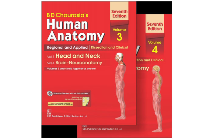 Regional Anatomy Book