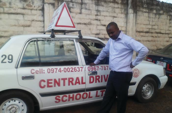 Full course of car driving lessons | Central Driving School