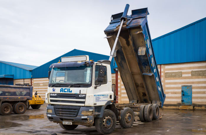Construction equipment hire image