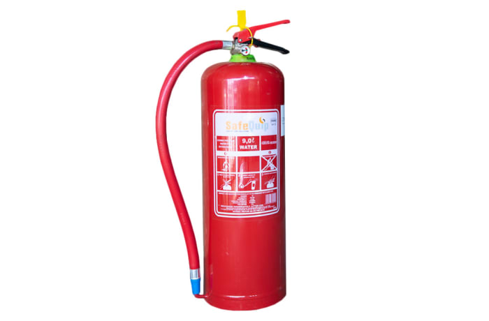 Fire Extinguishers -  9.0l Water