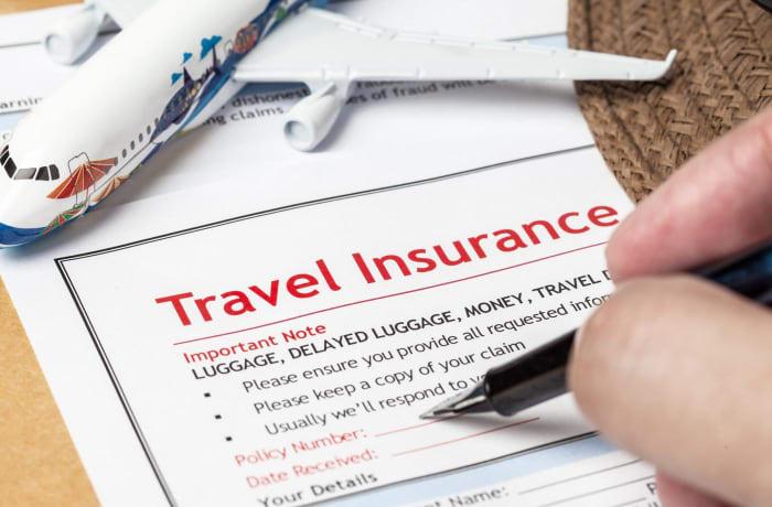 Travel insurance image