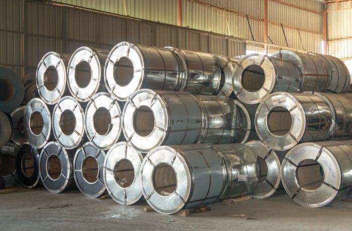 Steel image