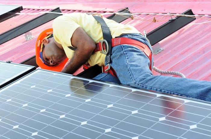 Solar and Renewable image