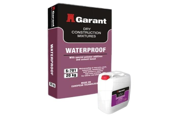 Dry Construction Mixtures - Waterproof