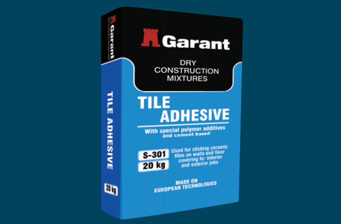 Adhesive Products - Tile Adhesive