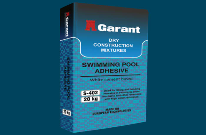 Adhesive Products - Swimming Pool