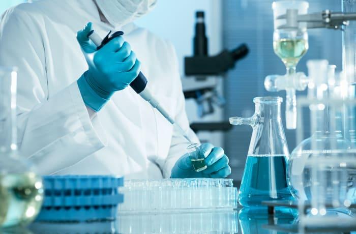 Laboratory equipment image