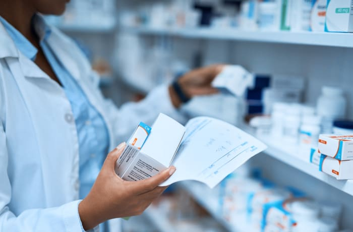 Pharmaceutical products image