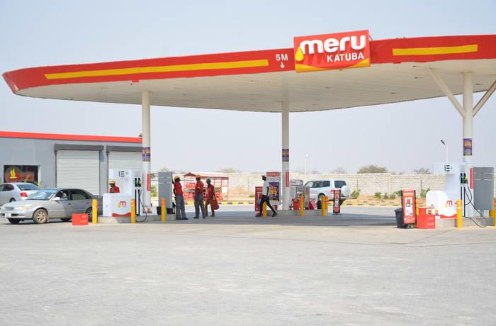 Petrol stations image