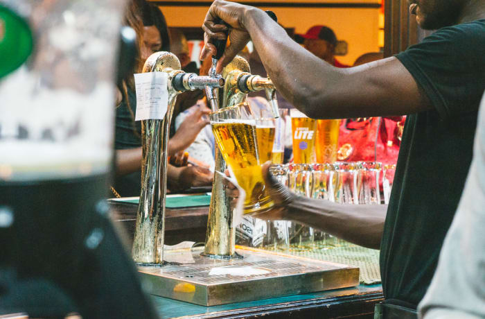 O'Hagan's Irish Pub & Grill image