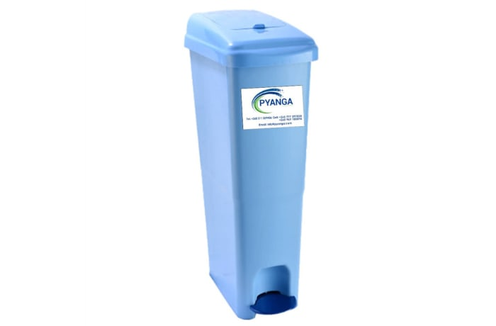 Sanitary bin peddle 12L
