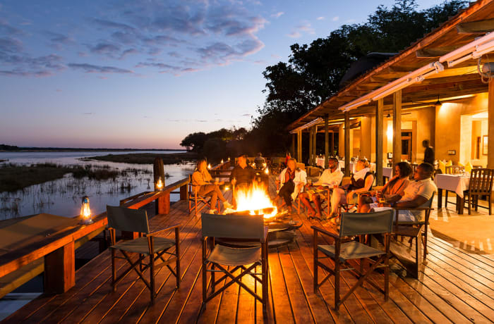 Safari lodges image
